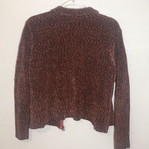Free People Sweaters - Free People Zip-Up Sweater Sz M